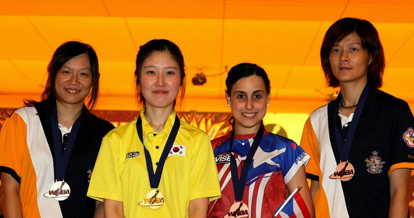 Ryu Seo-Yeon defeats two spinners to claim Women's Singles title