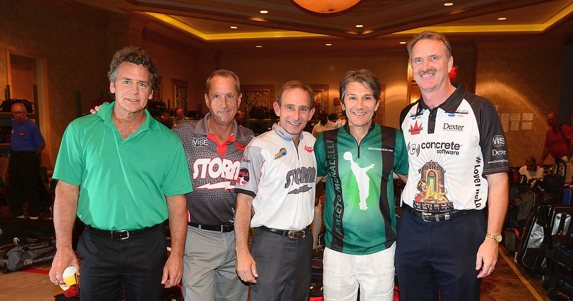 Pasco County Florida Open starts 2016 PBA50 Tour season