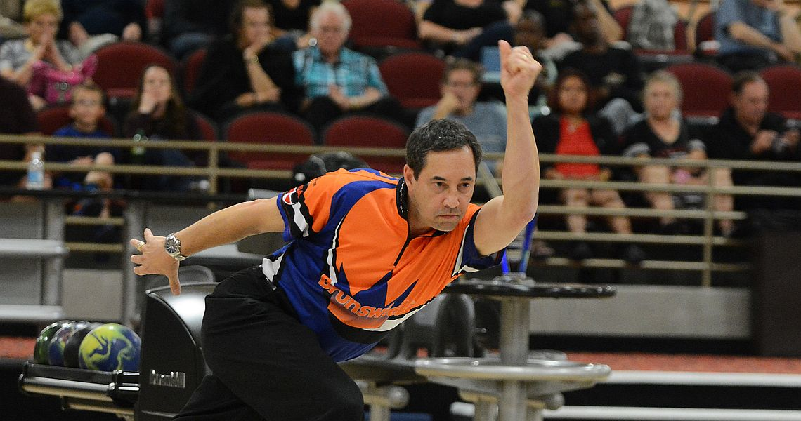 Parker Bohn top qualifier at 2016 USBC Senior Masters