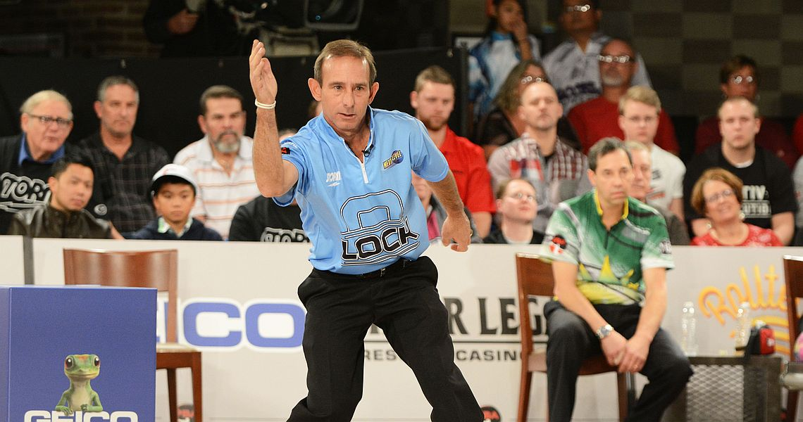 Norm Duke retains PBA50 World Championship lead