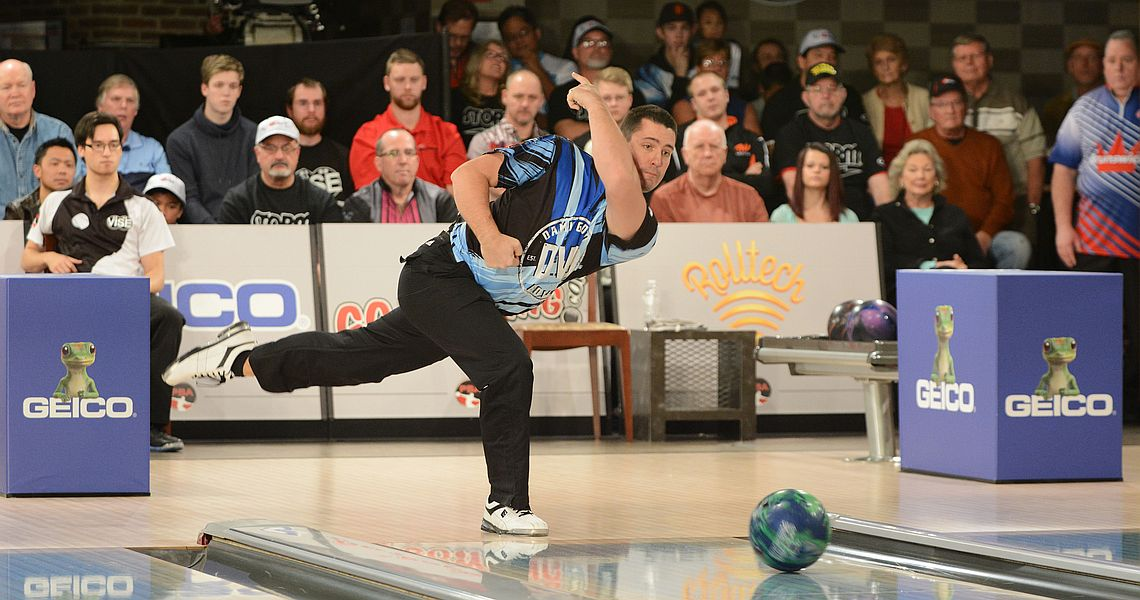 Scott Weber, Ryan Ciminelli lead qualifying at PBA Storm Open