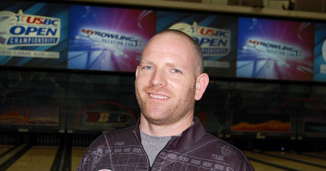 Past champion rolls first 300 of 2016 USBC Open Championships
