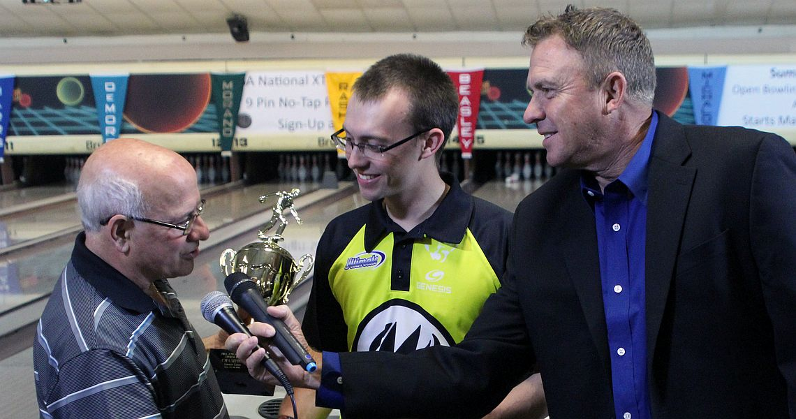 EJ Tackett wins PBA Xtra Frame Storm Open