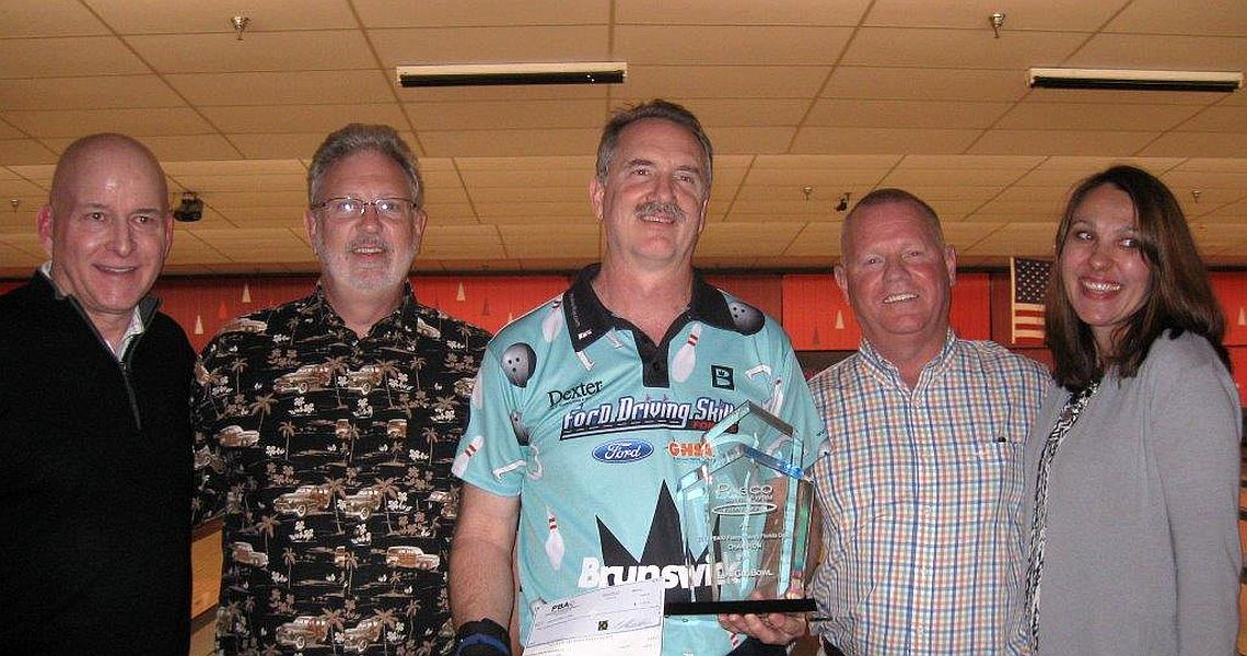 Walter Ray Williams Jr. wins 10th PBA50 Tour title