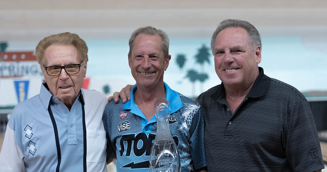Pete Weber wins fifth PBA50 Tour title in The Villages