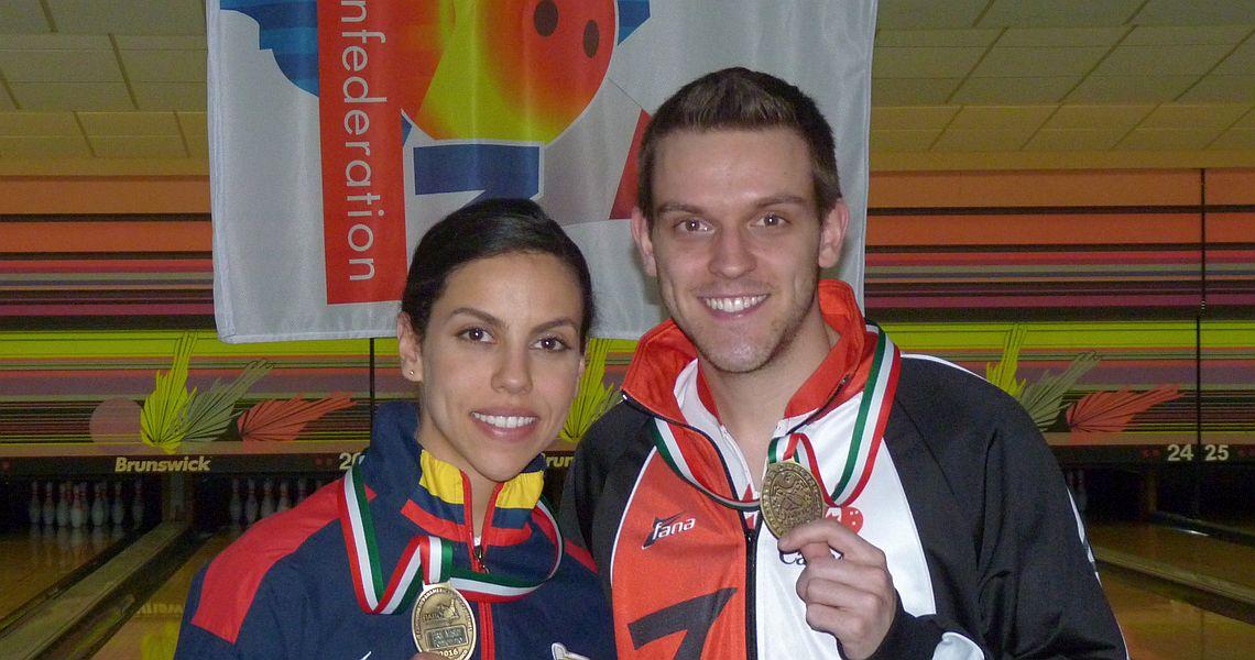 Rocio Restrepo, Francois Lavoie are PABCON Champion of Champions