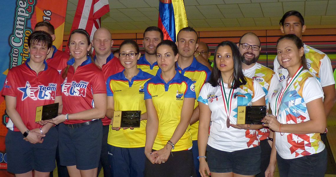USA sweeps Doubles gold medals at PABCON COC