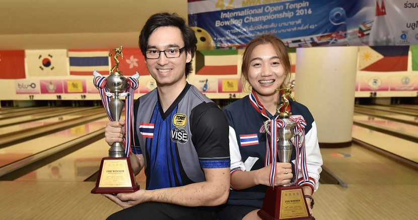 Kim Bolleby, Yanee Saebae win Thailand Open from top seed
