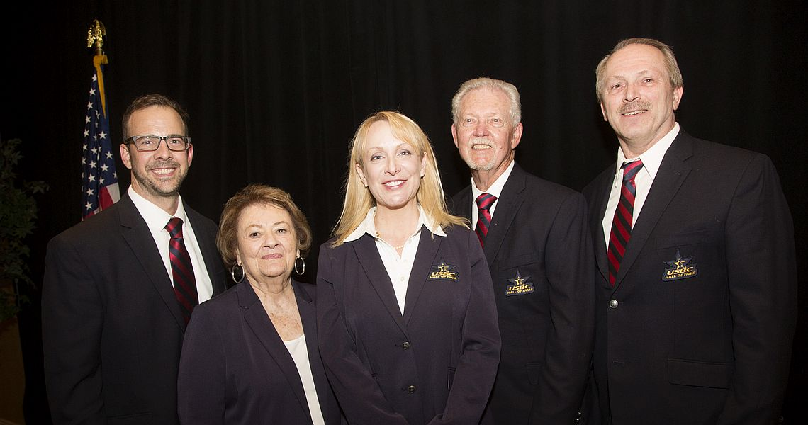 Class of 2016 inducted into USBC Hall of Fame