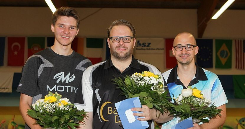 Oliver Morig captures title at 39th Grand Prix Zurich