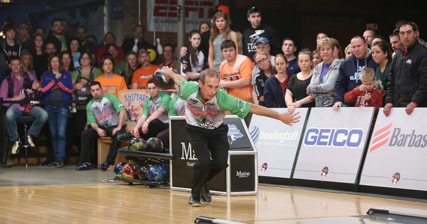 Norm Duke leads PBA50 World Championship after first round