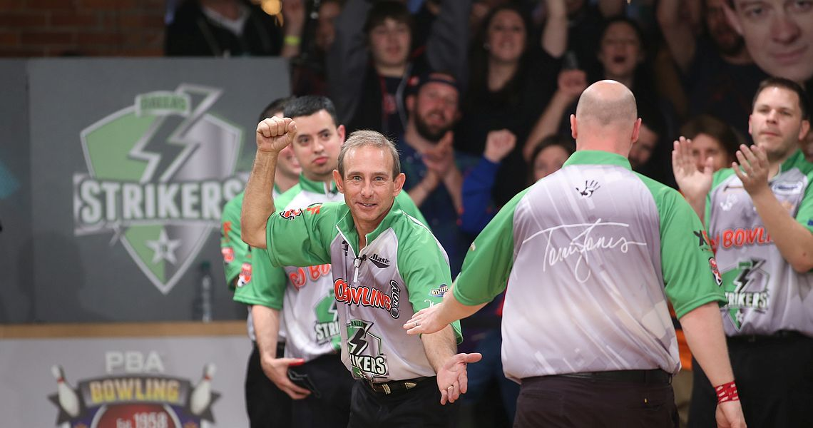 """Right"" choice helps Dallas Strikers win PBA League Elias Cup"