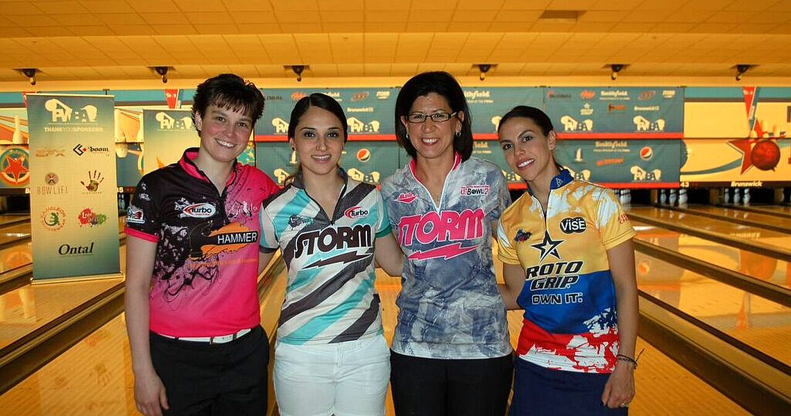 Shannon Pluhowsky top seed for PWBA Las Vegas Open