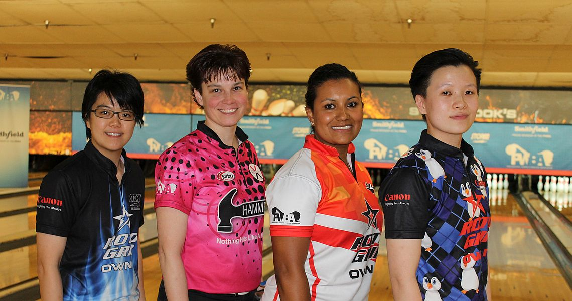 Cherie Tan earns top seed for PWBA finals in Sacramento