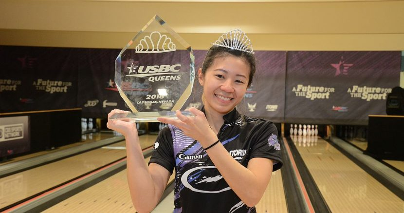 Singapore's Bernice Lim wins 2016 USBC Queens
