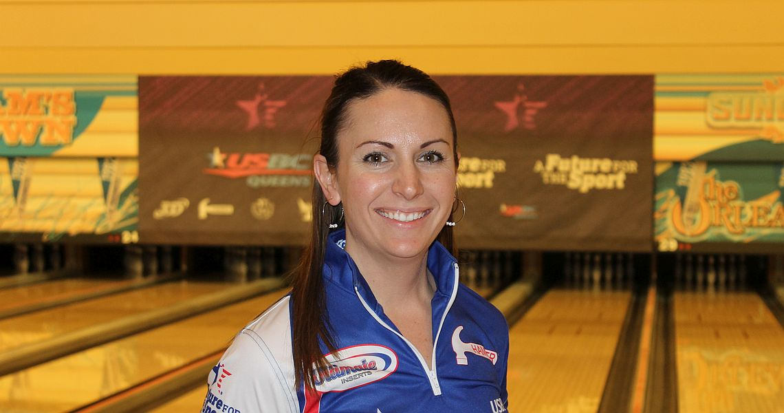 Stefanie Johnson set to defend PWBA Wichita Open title