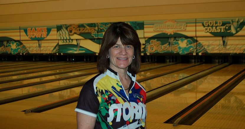 Robin Romeo undefeated at USBC Senior Queens
