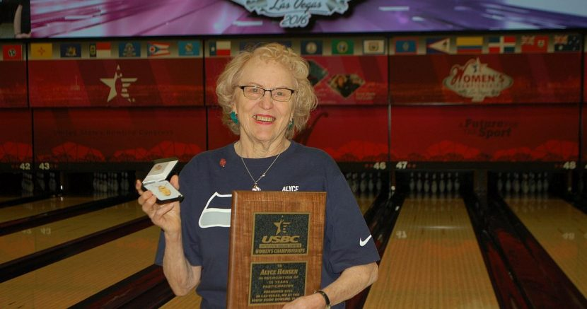 Northwest bowler competes in 50th USBC Women's Championships