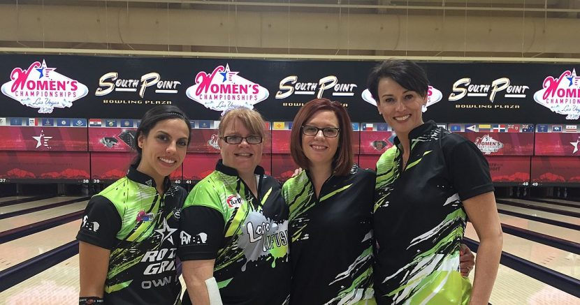 2016 USBC Women's Championships concludes in Las Vegas