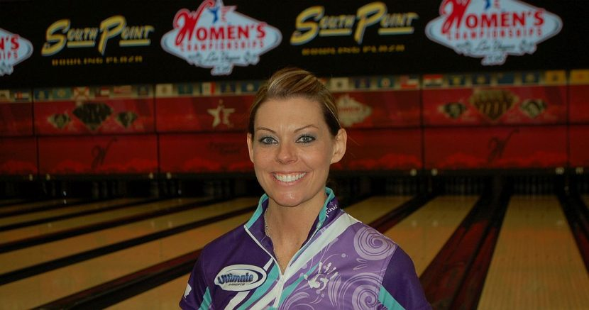 Shannon O'Keefe leads three events at Women's Championships
