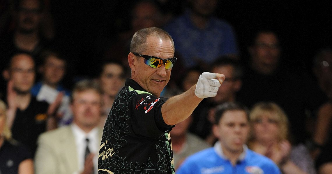 Pete Weber looks to continue record-breaking season