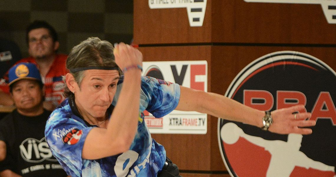 Amleto Monacelli owns first round at PBA50 Fountain Valley Open