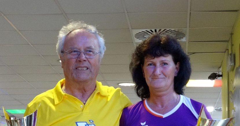 Hermann Wimmer, Beate Albert win Italian Senior Open