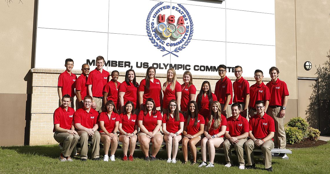 U.S. Teams selected for 2016 World Youth Championships