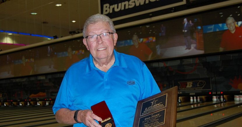 Bob Hart reaches 60 years at Open Championships