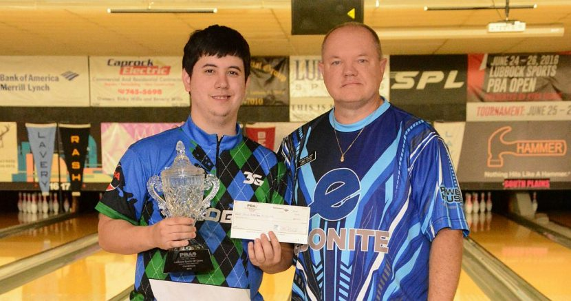 Jakob Butturff wins his first PBA title in Lubbock, Texas