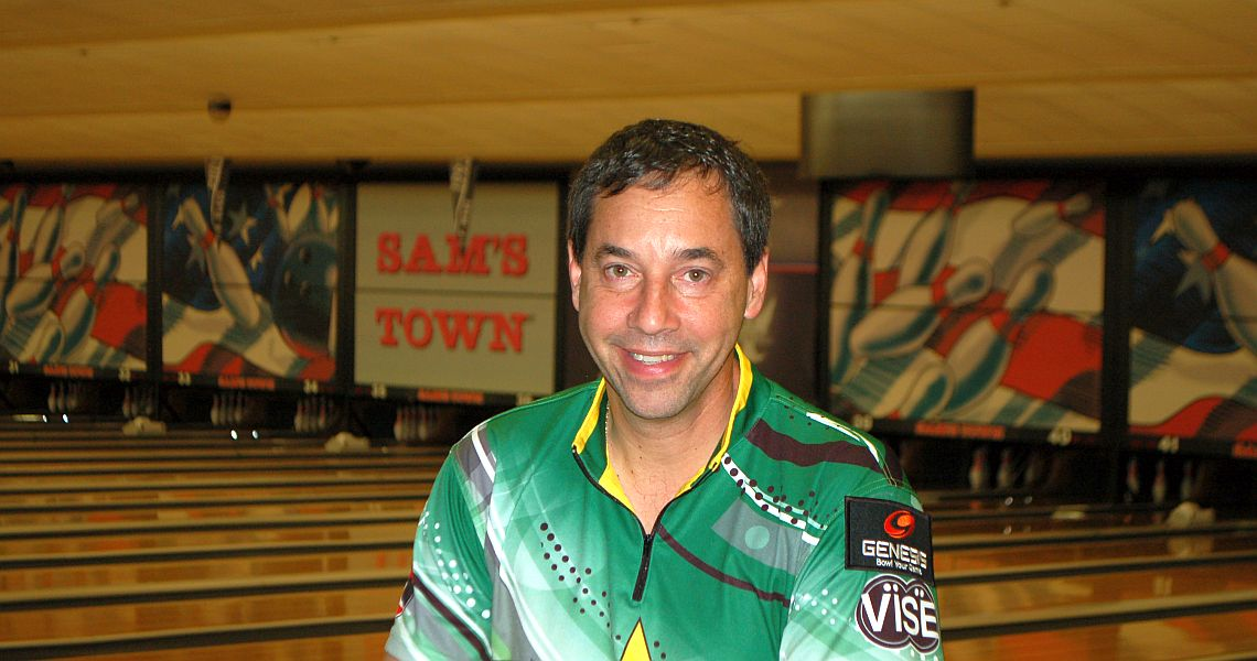 Parker Bohn leads after first round at 2016 USBC Senior Masters
