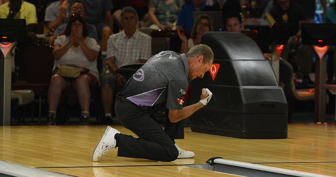 Pete Weber makes history with win at 2016 USBC Senior Masters