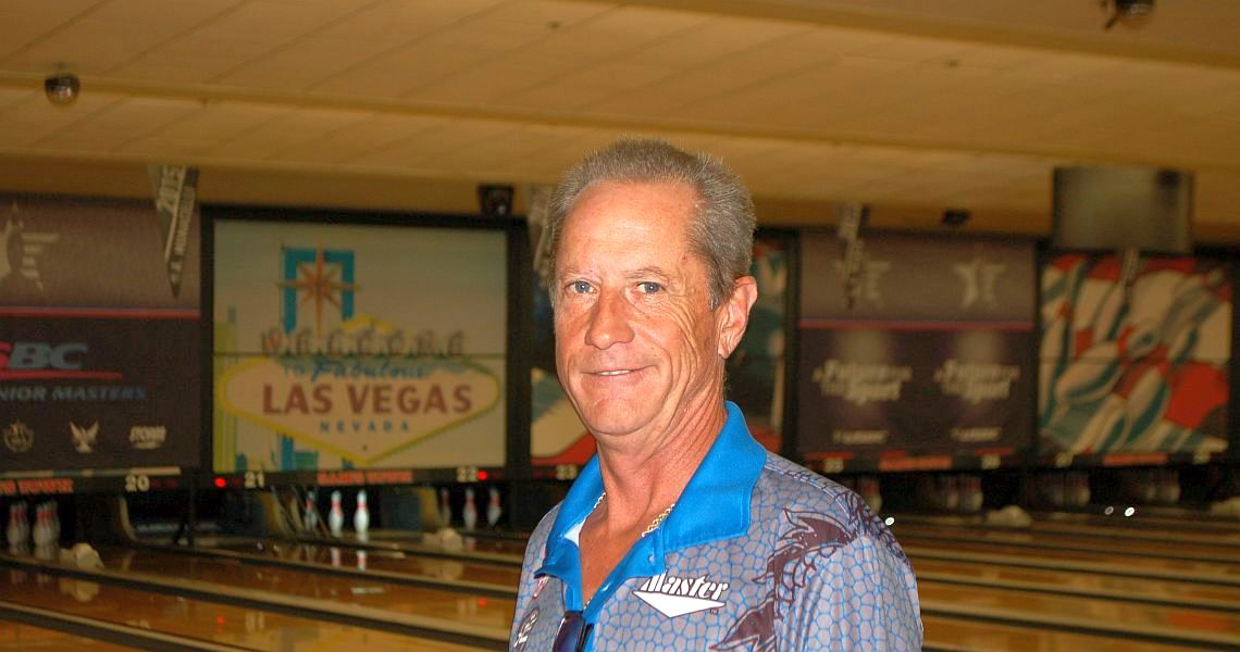Pete Weber top seed for finals at 2016 USBC Senior Masters