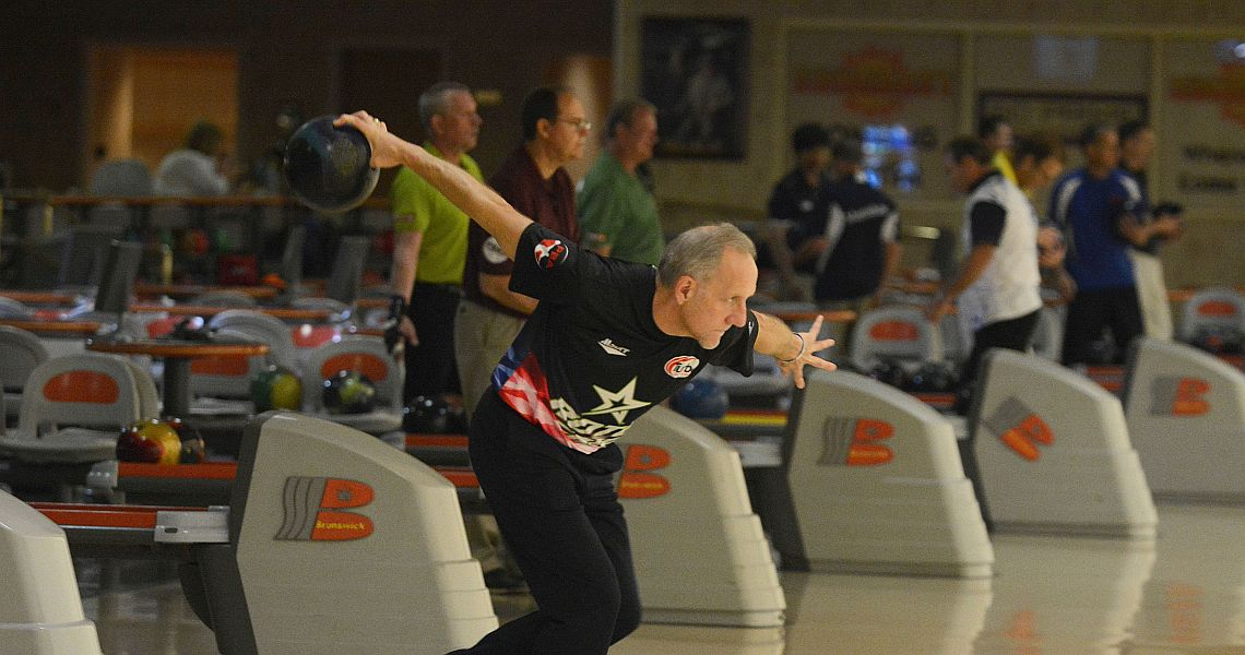 Mohr, Weber top PBA50 Northern California Classic qualifying