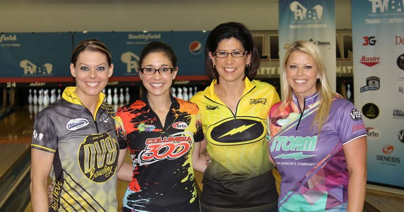 Shannon O'Keefe top seed for Pepsi PWBA Lincoln Open finals