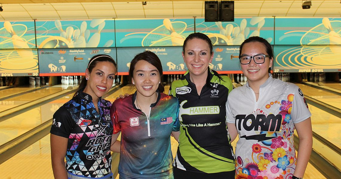 Rocio Restrepo snags top seed for PWBA Greater Detroit Open finals