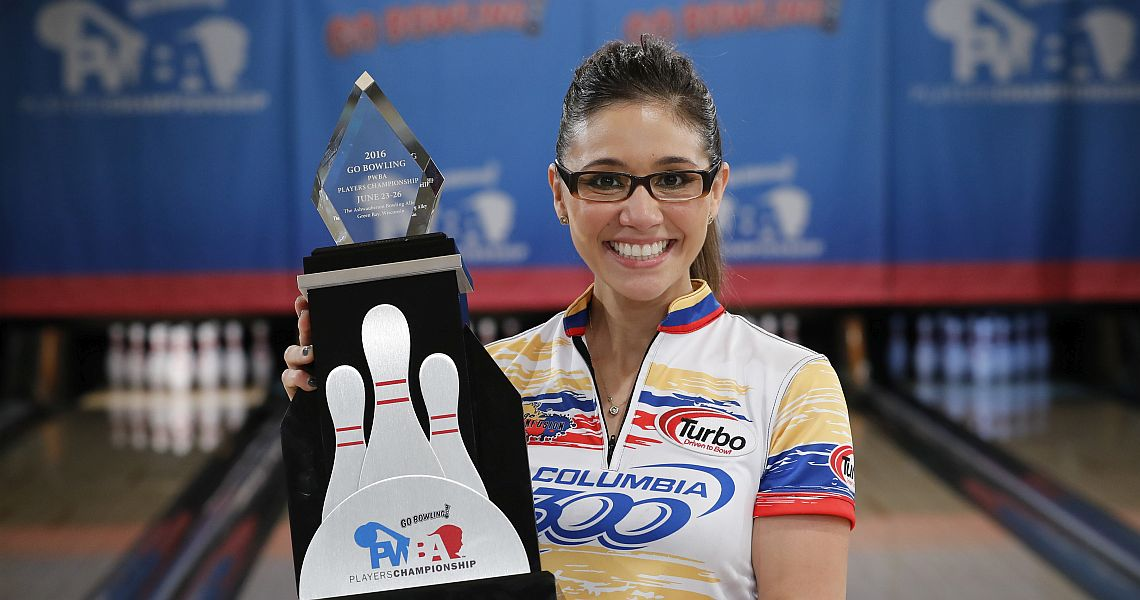 Clara Guerrero wins first PWBA title at Players Championship