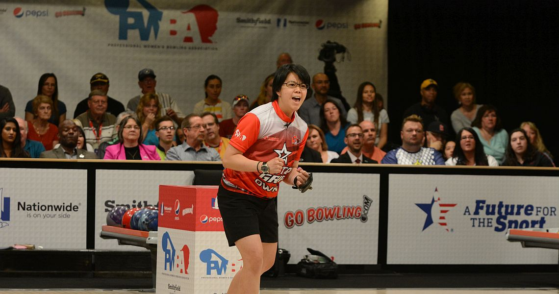 Cherie Tan to defend PWBA Sacramento Open title