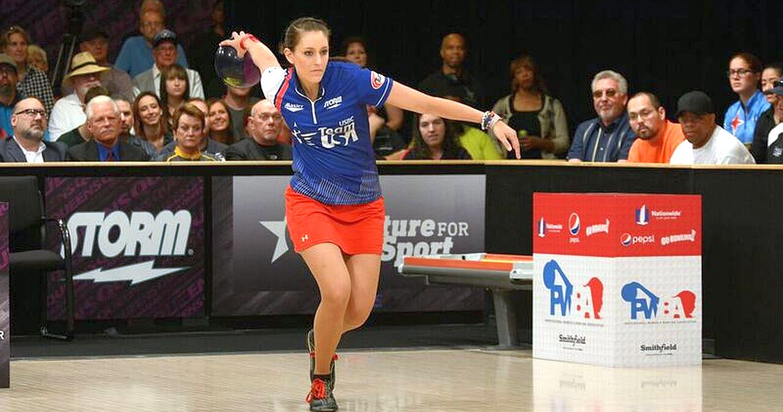 Danielle McEwan grabs top seed for PWBA Wichita Open finals
