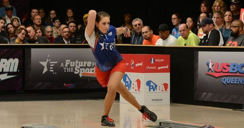 Danielle McEwan wins fourth consecutive WBT Women's Ranking