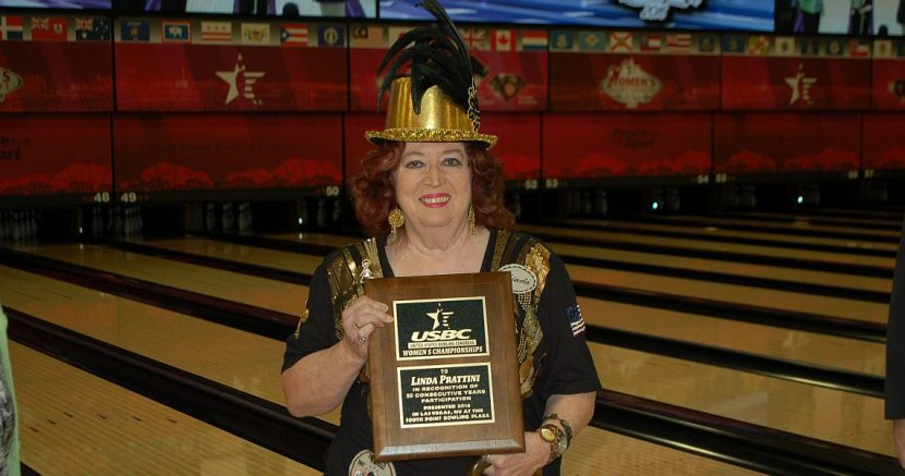 Zodaics' Prattini celebrates 50th USBC Women's Championships appearance