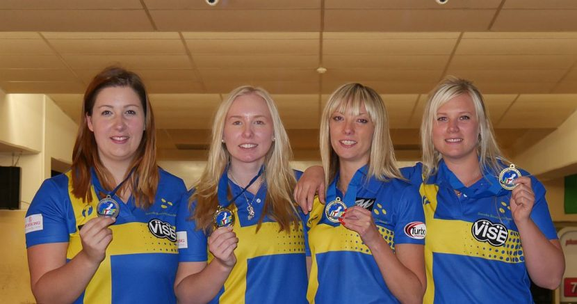 Sweden sweeps the medals in Masters to end Women's European Championships