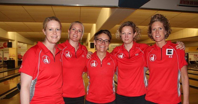 Denmark leads WEC Team preliminaries after Block 1
