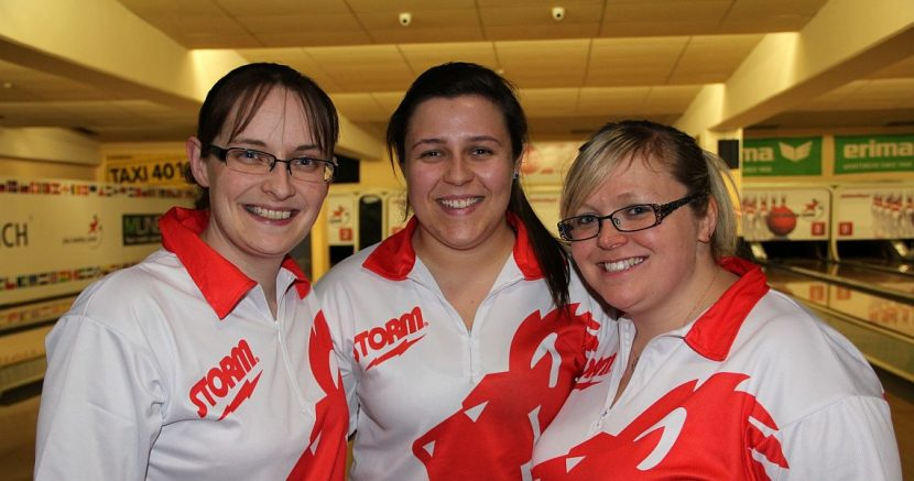 England earns No. 1 seed for Trios finals