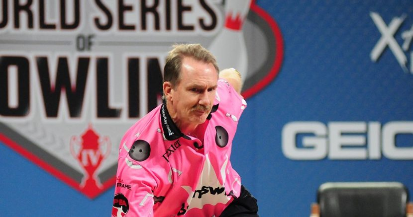 Walter Ray Williams Jr. sweeps Pete Weber in PBA Shark Round of 16