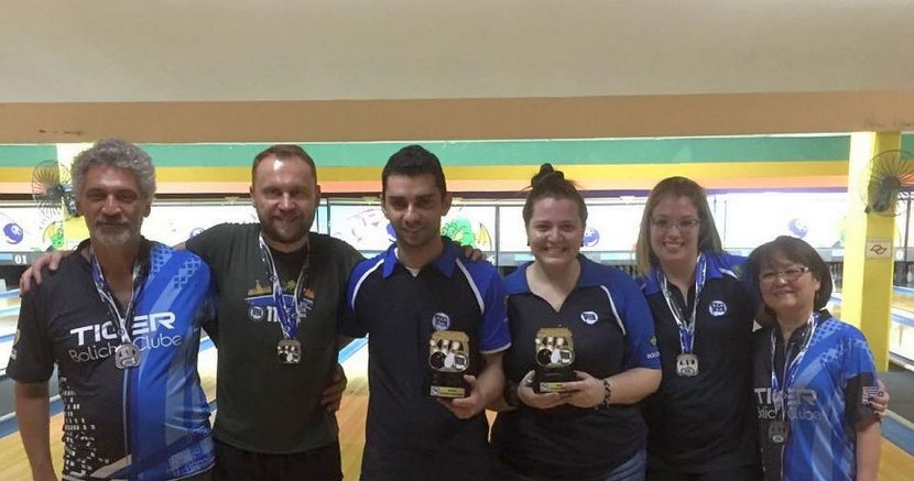 Roberta Rodrigues, Renan Zoghaib win 25th QubicaAMF Brazil Bowling Cup