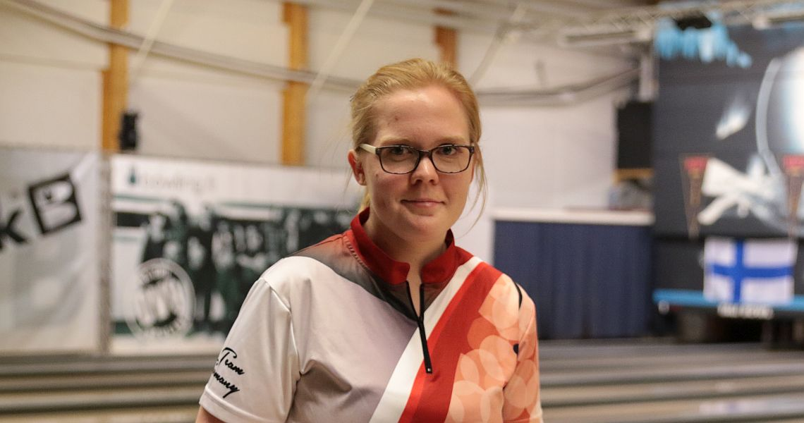 Laura Beuthner of Germany wins 2016 EBT Women's Ranking