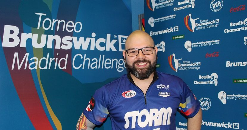 Two 300s, one 299 highlight Monday at Brunswick Madrid Challenge