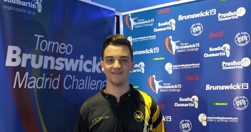 Inigo Garcia leads after opening squad at 4th Brunswick Madrid Challenge