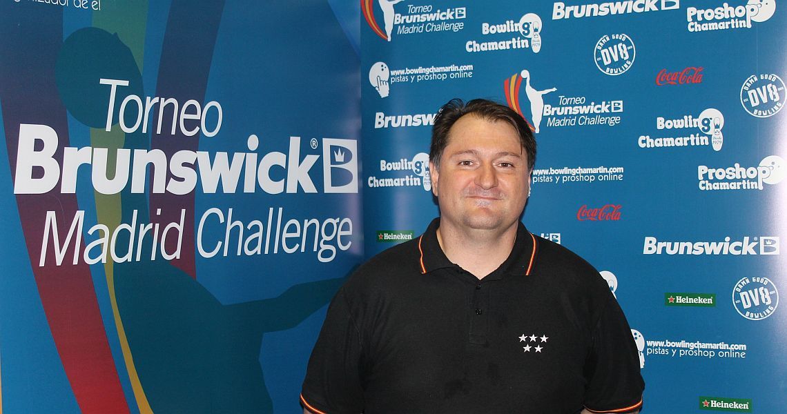Pablo Barriopedro takes commanding lead at Brunswick Madrid Challenge